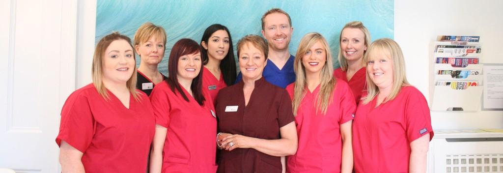Lauriston Dental Team in Edinburgh EH3