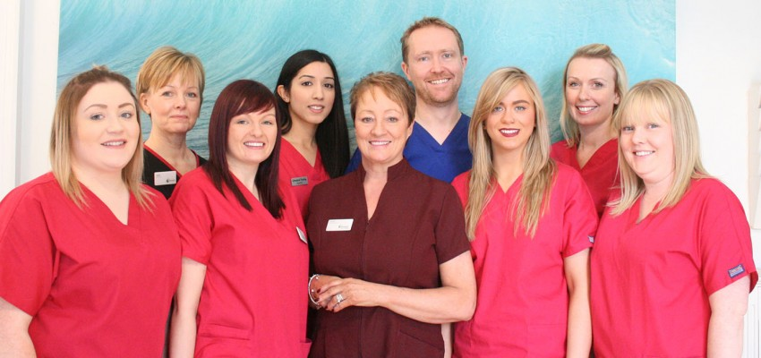 Lauriston Dental Team in Edinburgh EH3