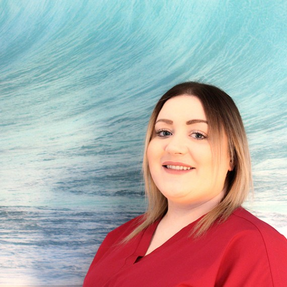 Brogan Spowart dental nurse at Lauriston Dental Care Edinburgh EH3