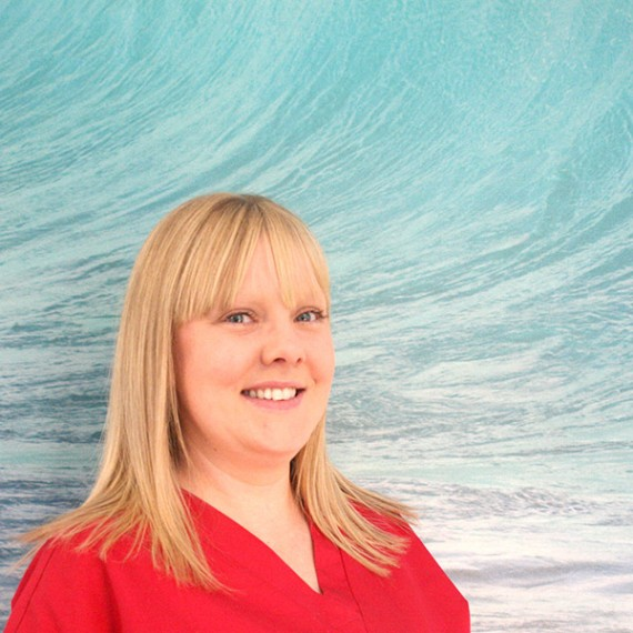 Emma Di Ciacca dental nurse Lauriston Dental Edinburgh EH3