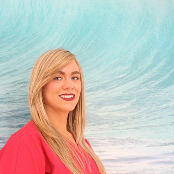 Josslyn Wyllie dental nurse at Lauriston Dental Care Edinburgh EH3