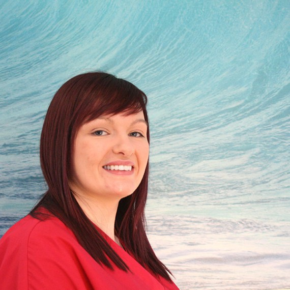 Lisa Baillie dental nurse at Lauriston Dental Edinburgh EH3