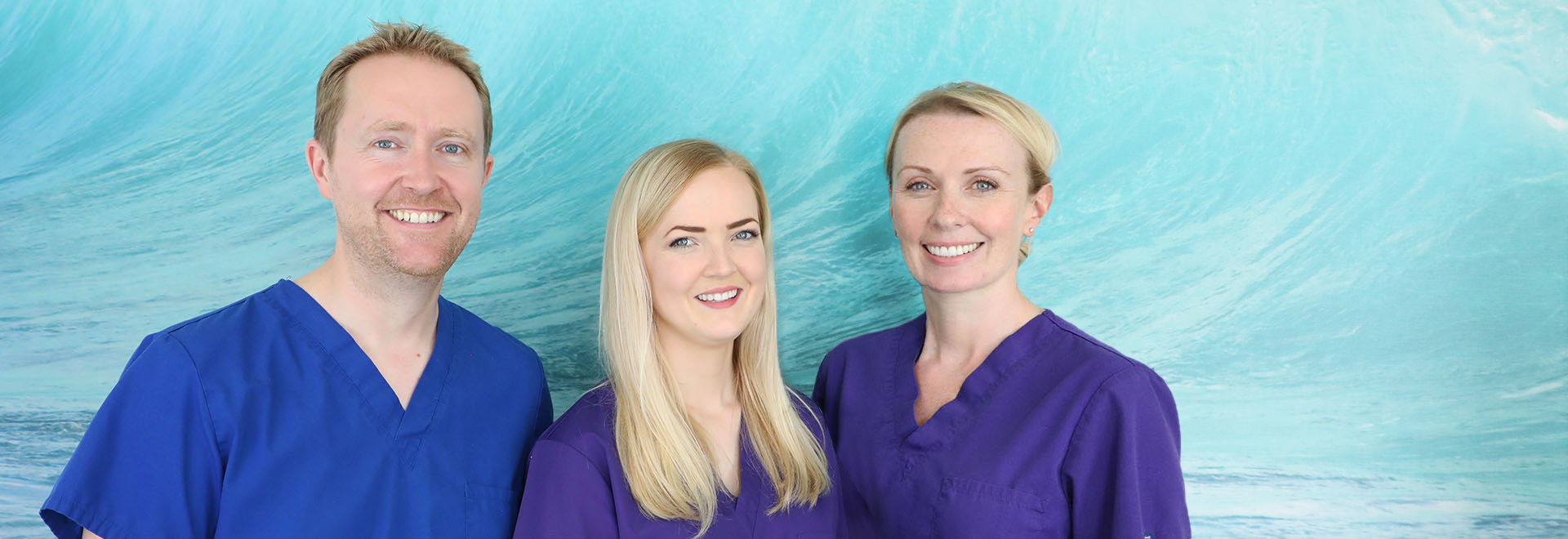 dentist in edinburgh team