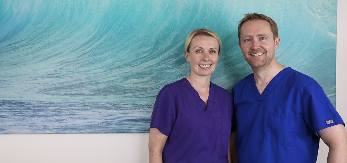 update shane and louise lauriston dentist
